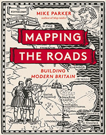Mapping the Roads book cover